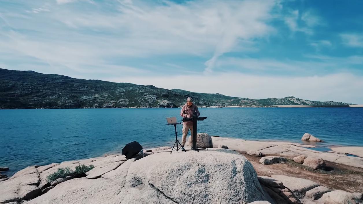 Branko DJ Set na Lagoa Comprida