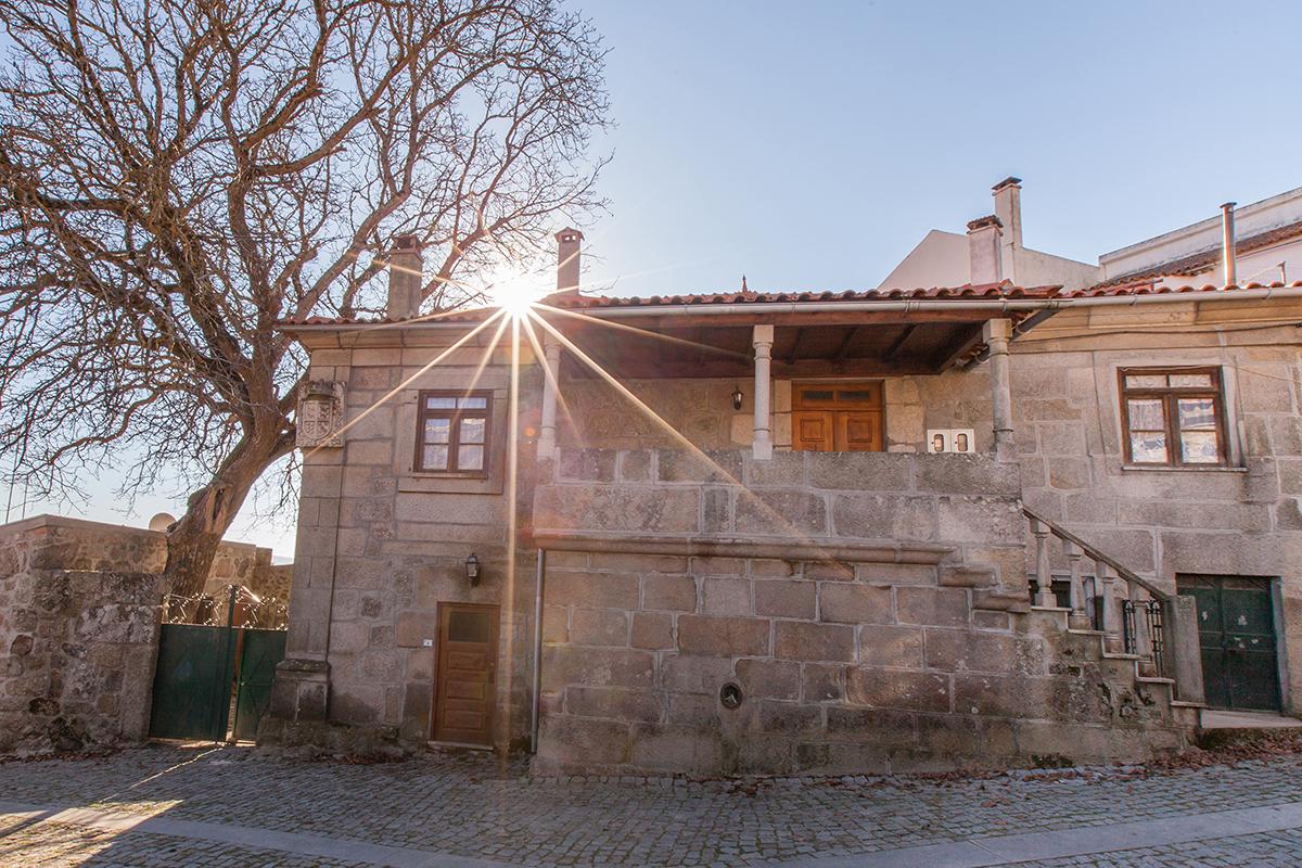 Casa senhorial em Fornos de Algodres, Aldeia de Montanha